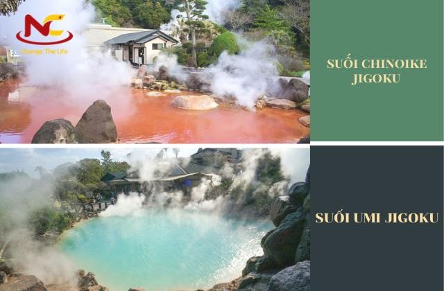 Địa điểm du lịch Nhật Bản nổi tiếng Beppu