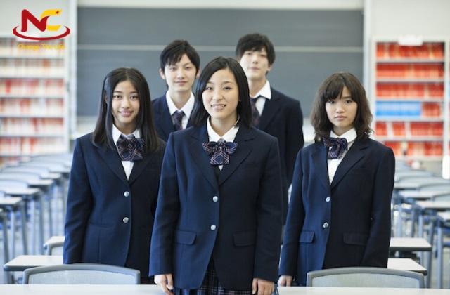 Đồng phục của học sinh ở Nhật Bản