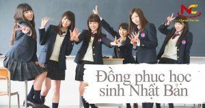 """Đồng phục học sinh Nhật Bản vô cùng độc đáo chỉ cần """"nhìn là mê"""""""