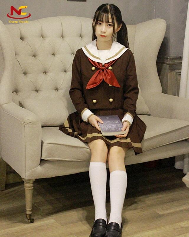 Đồng phục Nhật Bản phong cách eton