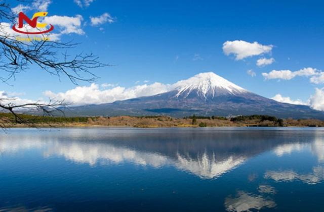 Du lịch Nhật Bản núi Phú Sĩ