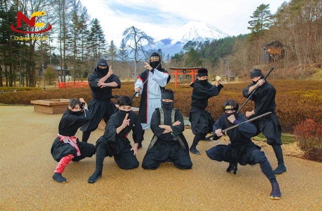 Công viên ninja