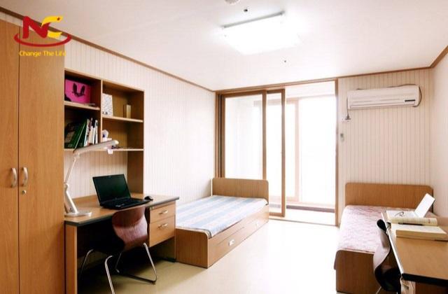 Kí túc xá dành cho du học sinh tại Nhật