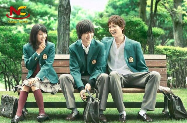 Những bộ phim học đường Nhật Bản