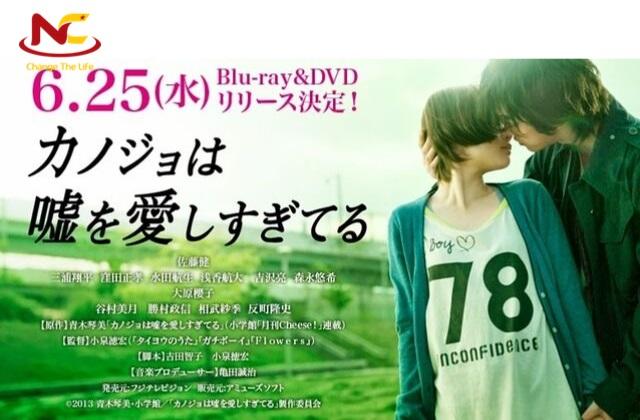 Phim tình yêu học trò Nhật Bản hay