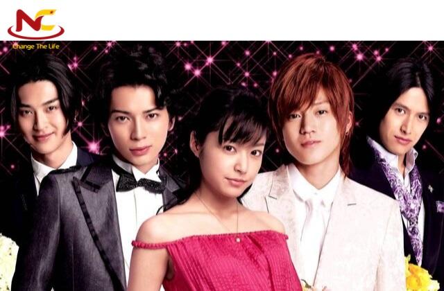 Phim tình yêu học trò Nhật Bản