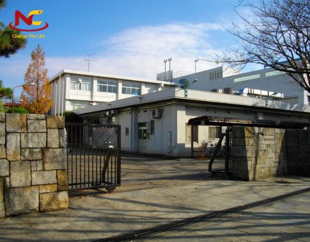 Trung học Minami Katsushika