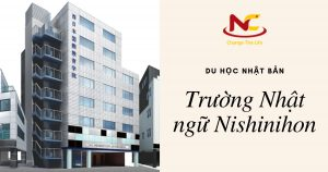 Trường Nhật ngữ Nishinihon và những thông tin không thể bỏ qua