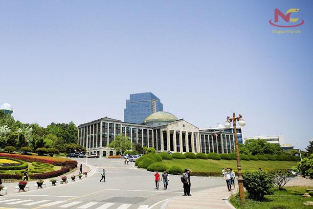 Các trường đại học ở Daegu Hàn Quốc