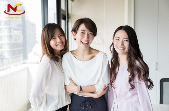 Sinh viên ngành tâm lý học ở Nhật Bản