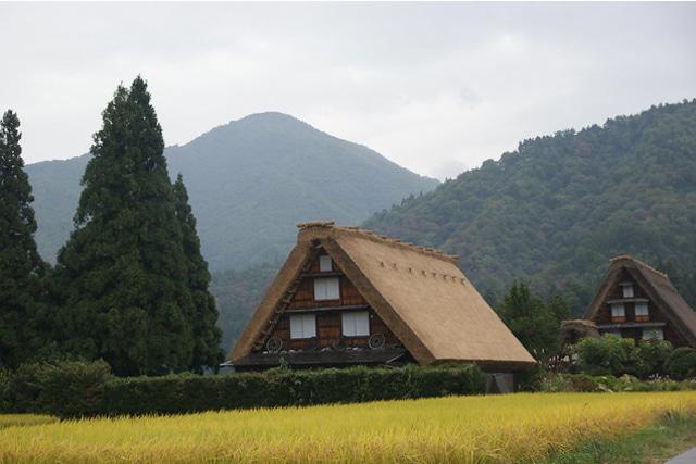 làng cổ nhật bản