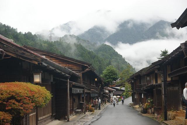 Làng Tsumago