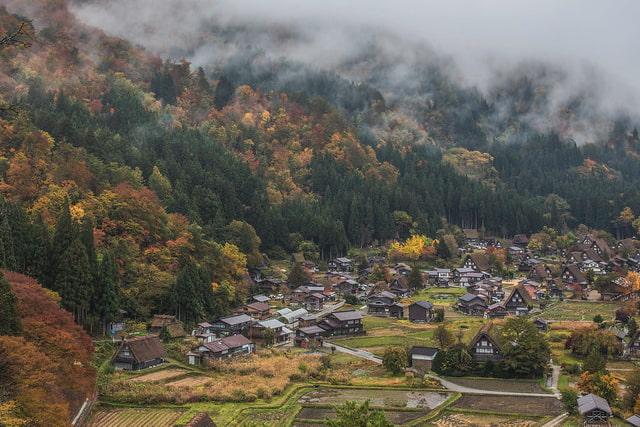 Ngôi làng Shirakawa