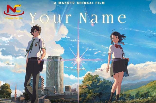 Phim hoạt hình Your name