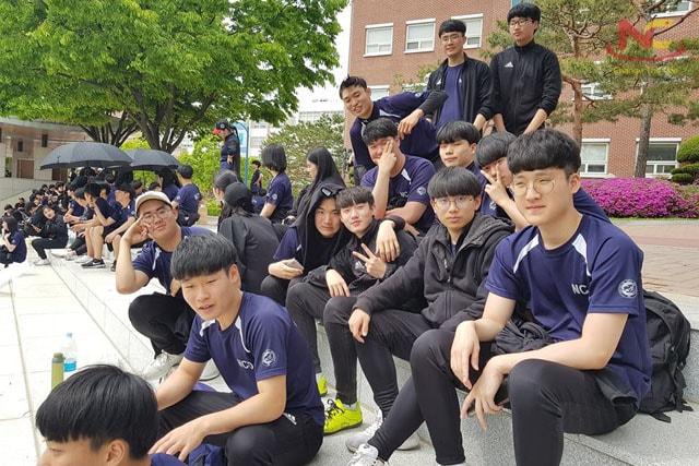 Trường Cao đẳng Joungjin Daegu