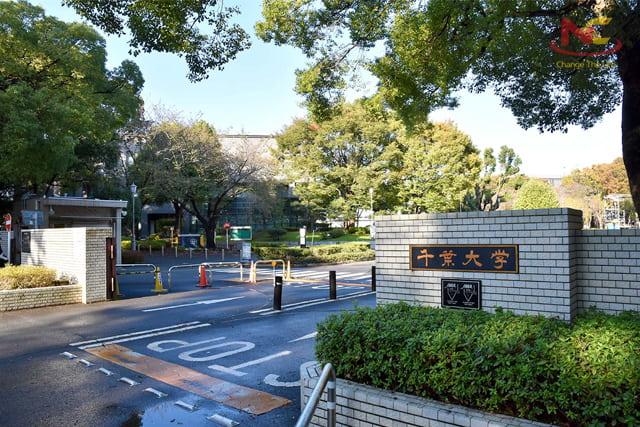 trường đại học ở chiba