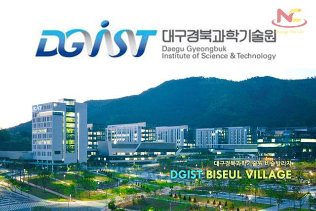 trường đại học ở daegu