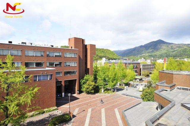 đại học ở Kyoto Nhật Bản