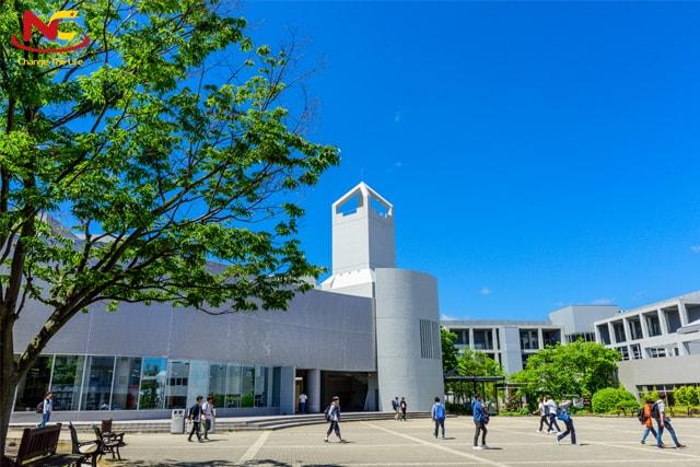 danh sách các trường đại học ở kobe