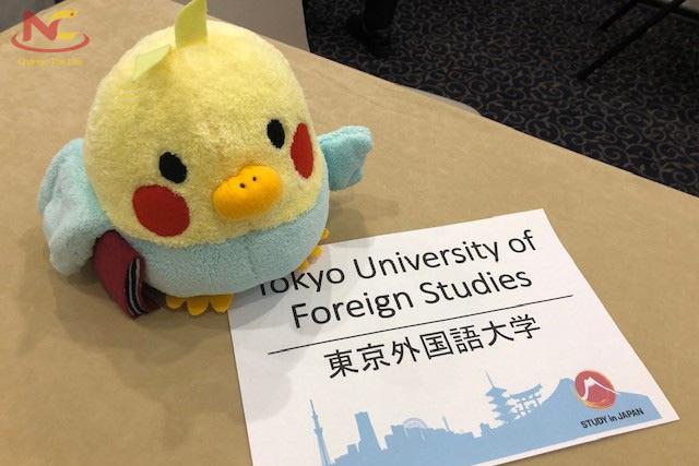 điều kiện vào trường đại học ngoại ngữ tokyo