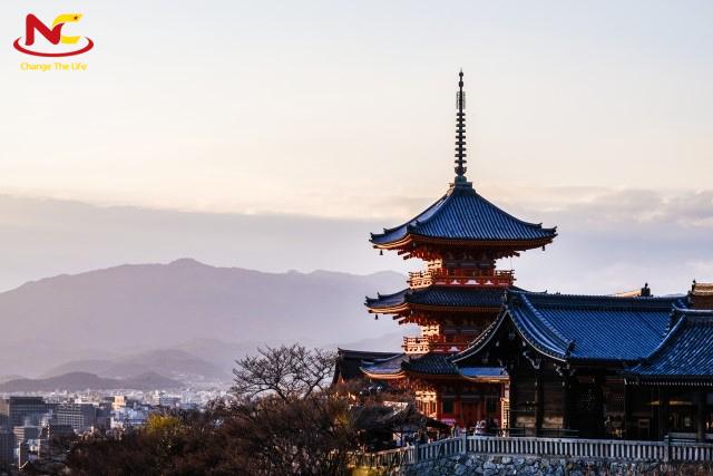 du học tại Kyoto