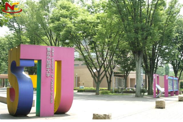trường đại học ngoại ngữ tokyo