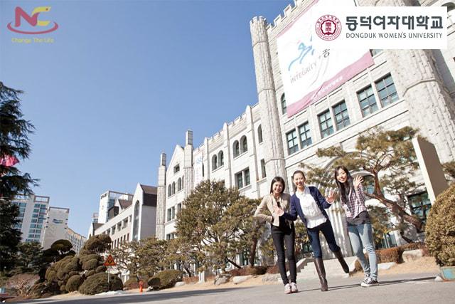 trường đại học nữ Hàn Quốc