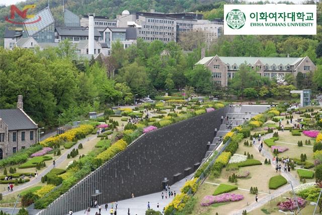 trường đại học nữ sinh Hàn Quốc