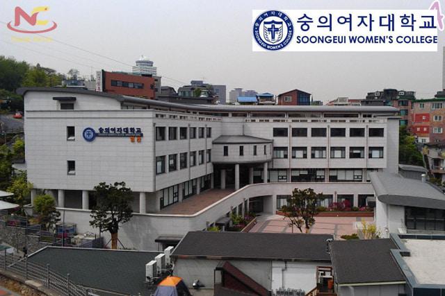 Trường cao đẳng nữ sinh Soongeui