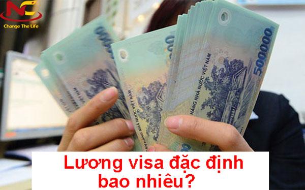 Mức lương visa đặc đinh nhật bản