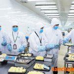 Thông tin về đơn hàng thực phẩm tại Nhật Bản