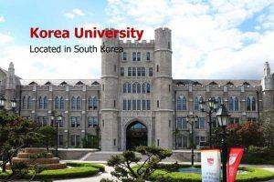 Trường đại học Korea – Trường số 1 tại Hàn Quốc và số 7 châu Á