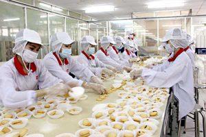 Đơn hàng bánh kẹo thực phẩm công ty Quái Quái tại Đào Viên Đài Bắc
