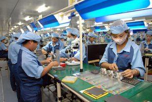 Đơn hàng điện tử Đài Loan lương cao, công việc đều, tăng ca nhiều