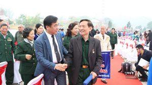Năm Châu IMS dự Lễ kỷ niệm 70 năm Bác Hồ tặng thơ Thanh niên Xung phong tại Bắc Kạn