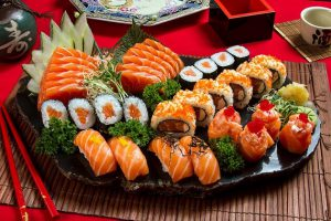 Thưởng thức các loại sushi Nhật ngon quên sầu tại Hà Nội ở đâu?