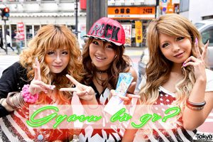 Gyaru – phong cách thời trang đường phố độc nhất tại Nhật Bản