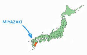 Tỉnh Miyazaki Nhật Bản – khu vực đông người Việt làm việc nhất