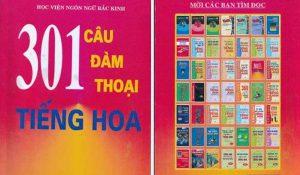 301 câu đàm thoại tiếng Hoa giúp nâng cao trình độ tiếng Trung