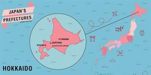 5 địa điểm của vùng Hokkaido chắc chắn làm bạn thấy ấn tượng